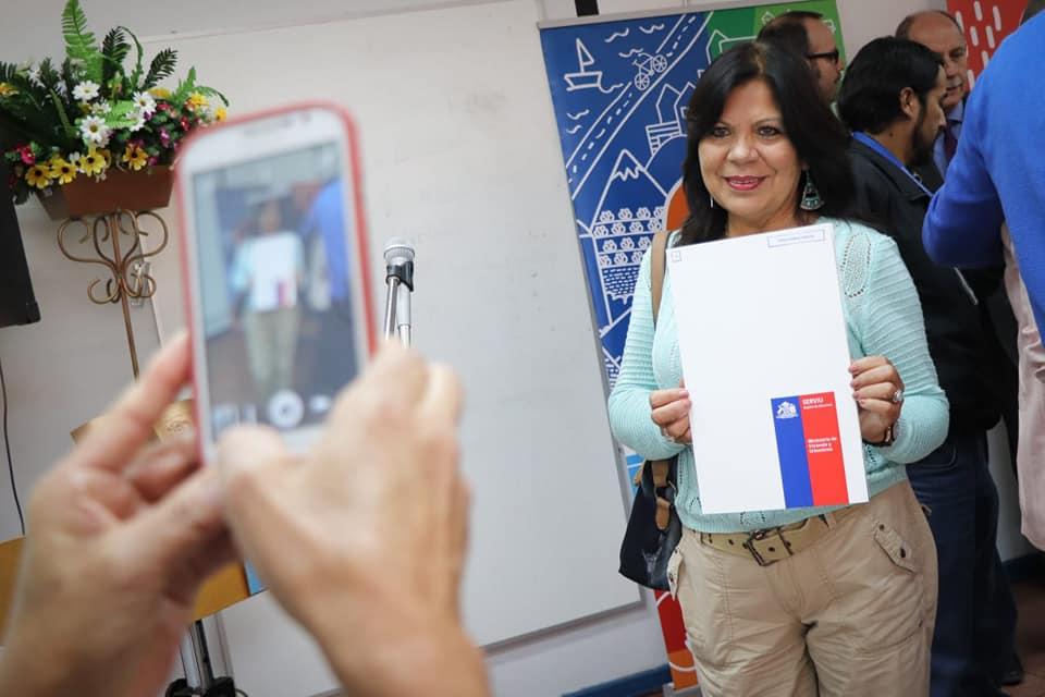 45 familias de la provincia del Huasco reciben subsidios del Minvu para compra de vivienda