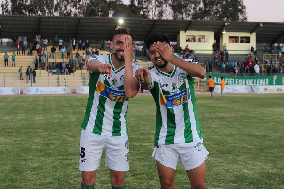 Deportes Vallenar avanza de fase en Copa Chile al derrotar a Deportes Copiapó
