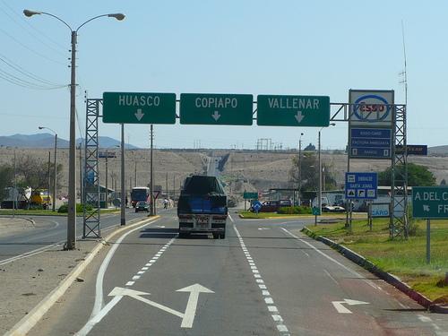 Contemplan rotonda para cruce Huasco y proyecto para ampliar puente Brasil