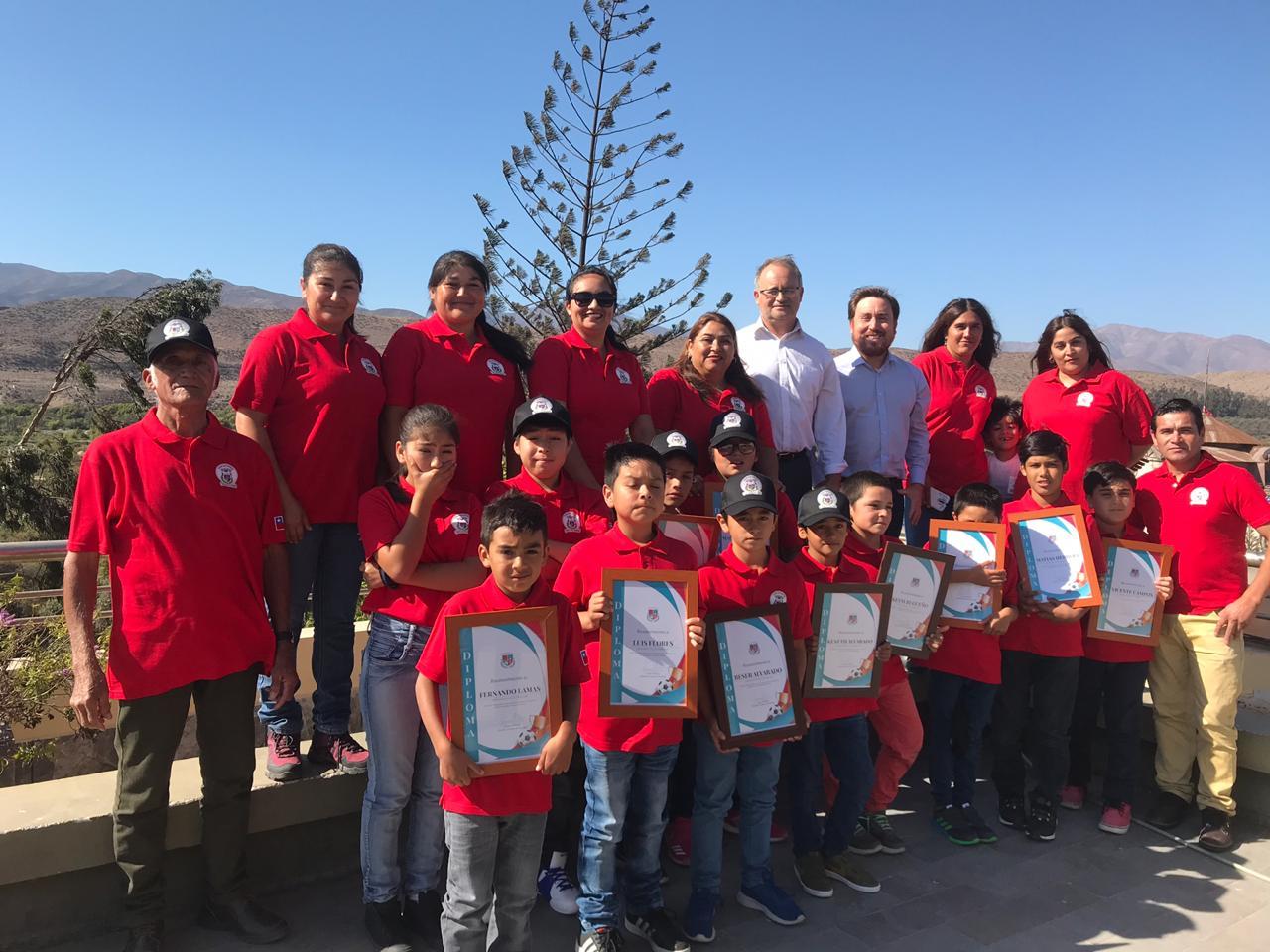 Niños de Freirina viajarán a Brasil a importante torneo de fútbol infantil