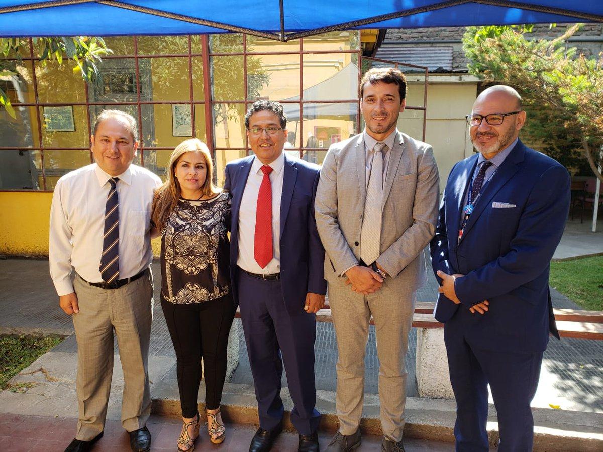 Director del SSA realiza gestiones para mejorar la Salud de Atacama