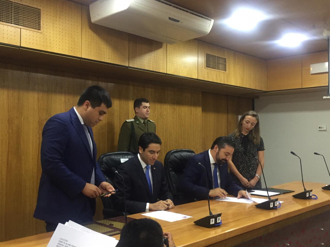 Patricio Urquieta asumió como Intendente de Atacama