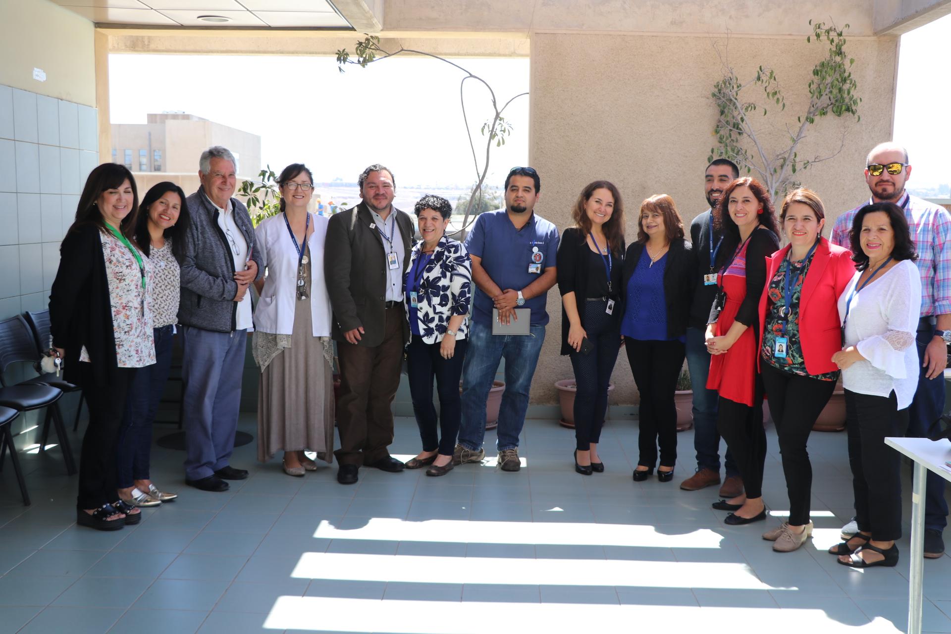 Director (s) del HPH es escogido como presidente del CIRA provincial del Huasco