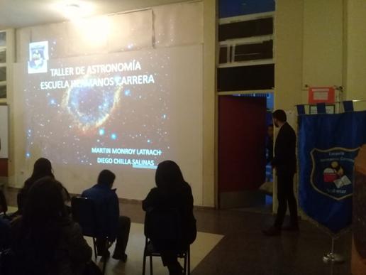 Escuela Hermanos Carrera de Vallenar se prepara para el eclipse solar con su observatorio astronómico