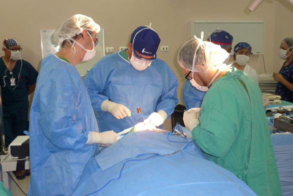Cirugías maxilofaciales del HPH incorporan planificación virtual de última tecnología