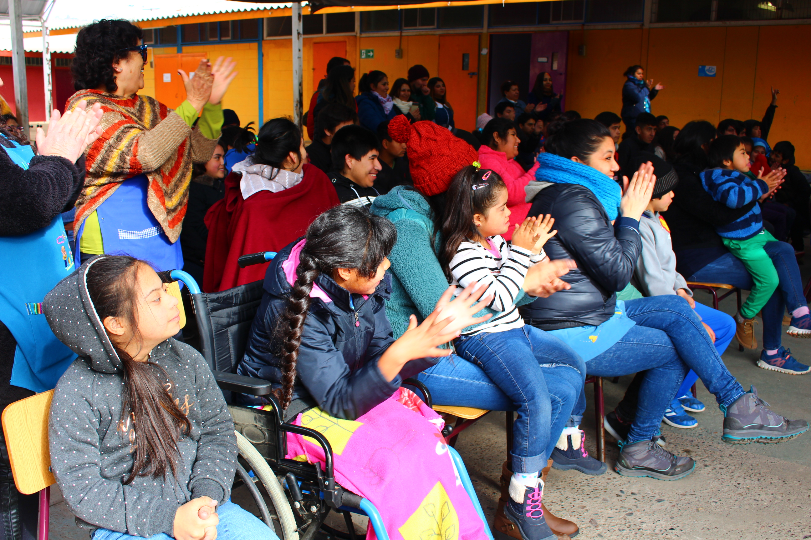 Senda Previene Vallenar premió a Escuela Luis Alberto Iriarte en el mes de la prevención