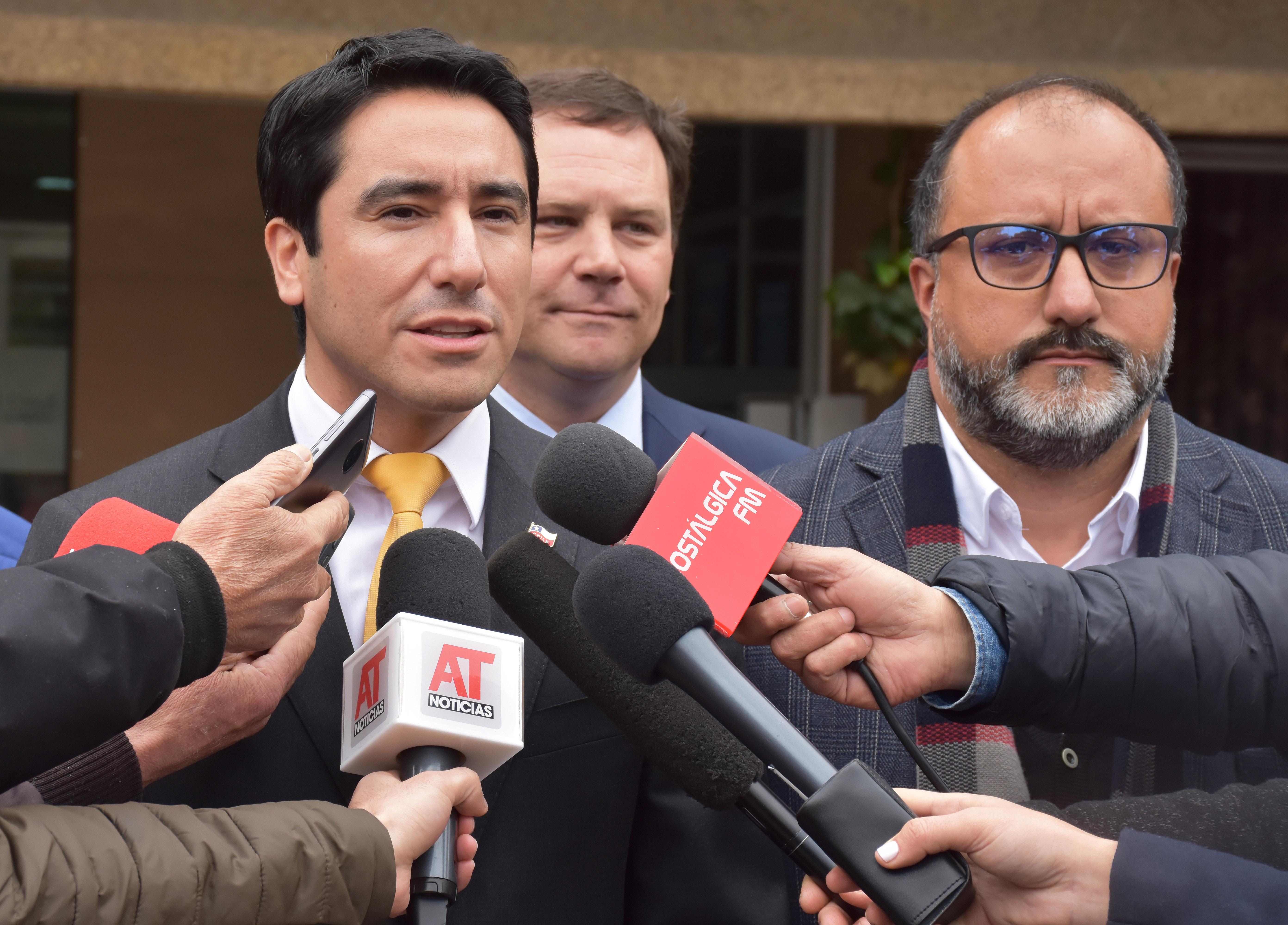 Gobierno Regional presenta al nuevo seremi de Minería