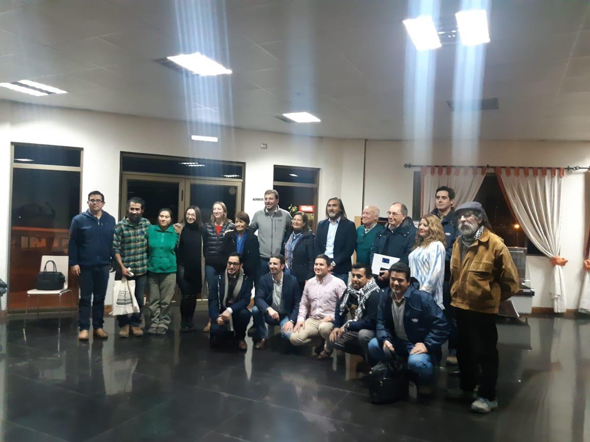 Ministro (S) Felipe Riesco participa del Consejo para la Recuperación Ambiental y Social (CRAS) de Huasco