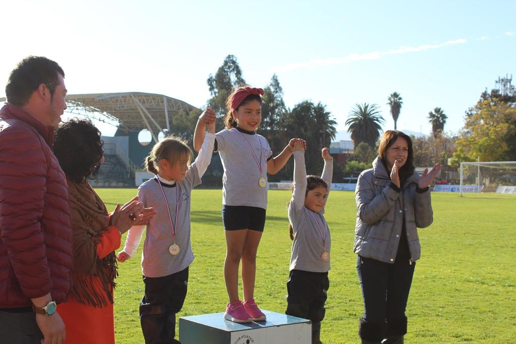 Con éxito se realizan Olimpiadas Rurales de Vallenar
