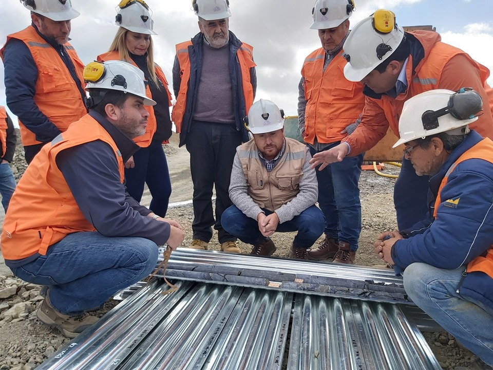 Autoridades de Freirina visitaron proyecto minero de Las Cobalteras