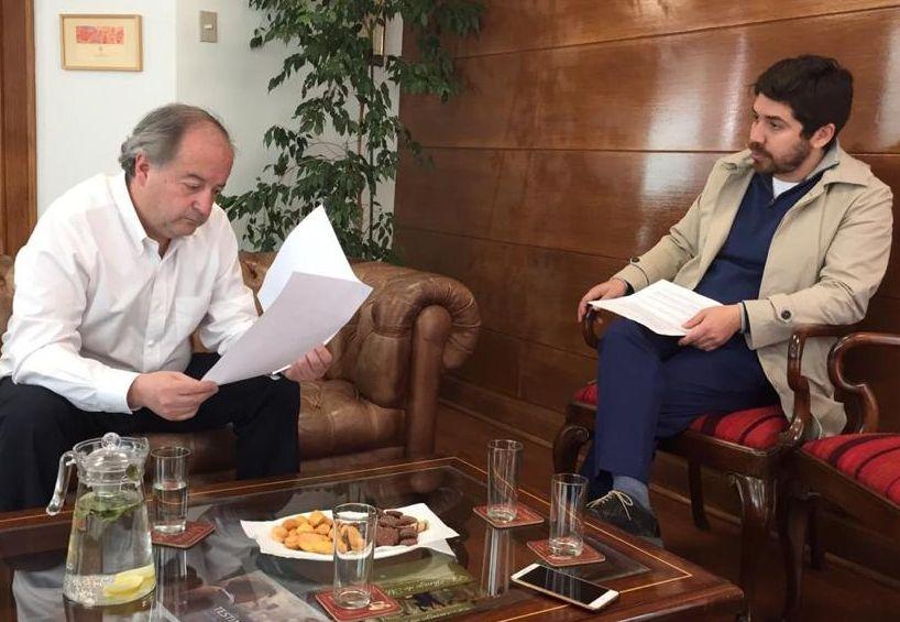 Diputado Santana le solicitó al ministro del Trabajo el aumento de programas de empleo en Atacama