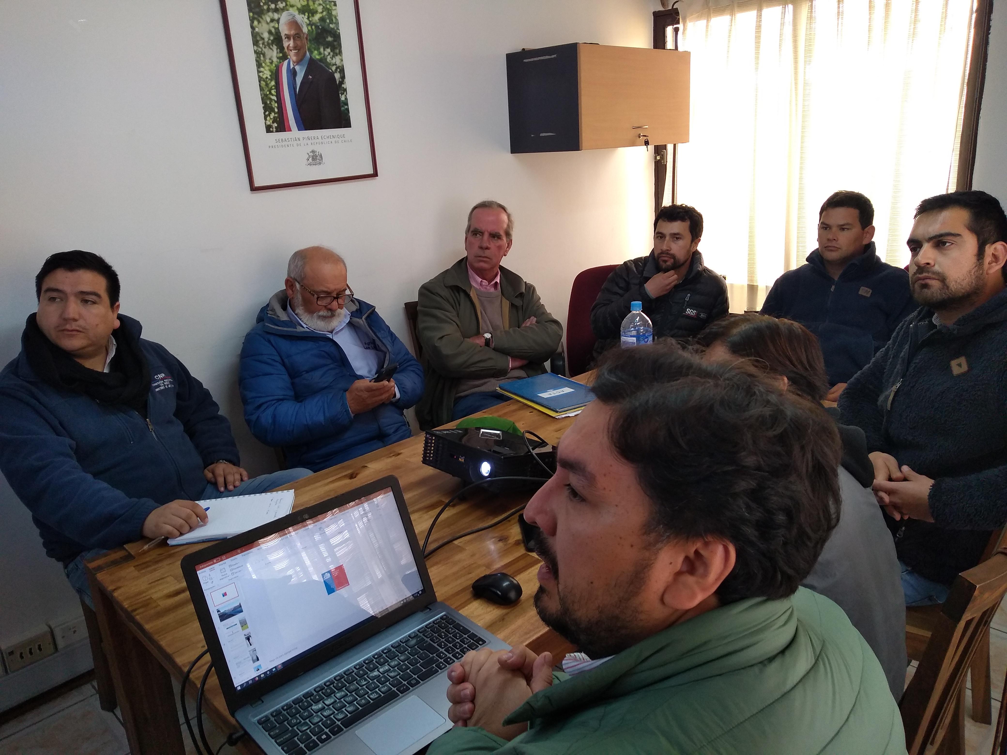 CNR se despliega por la Región de Atacama para difundir la Ley de Riego a regantes de las provincias de Huasco y Copiapó