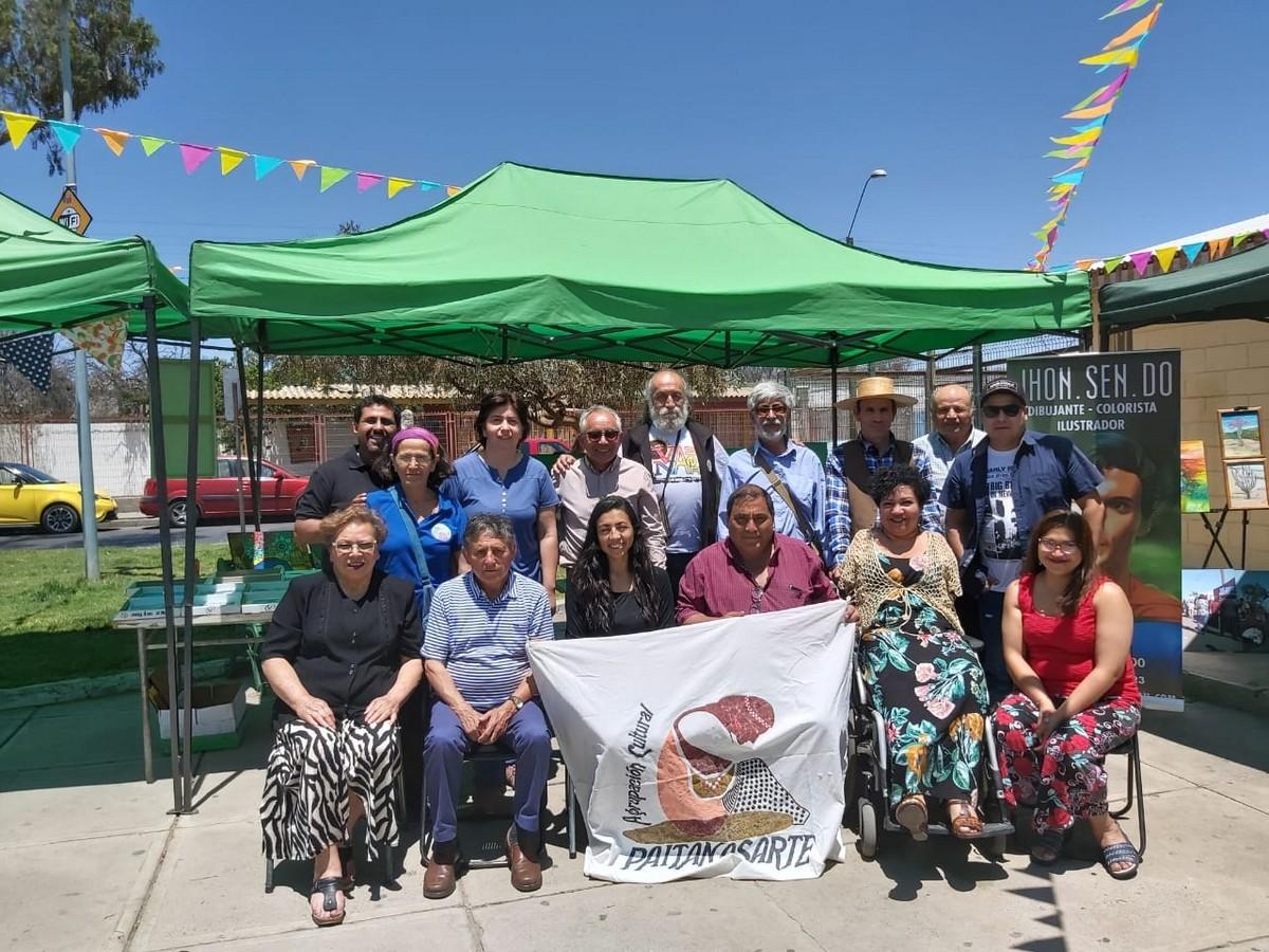 Agrupación cultural PaitanásArte cumple 15 años de vida