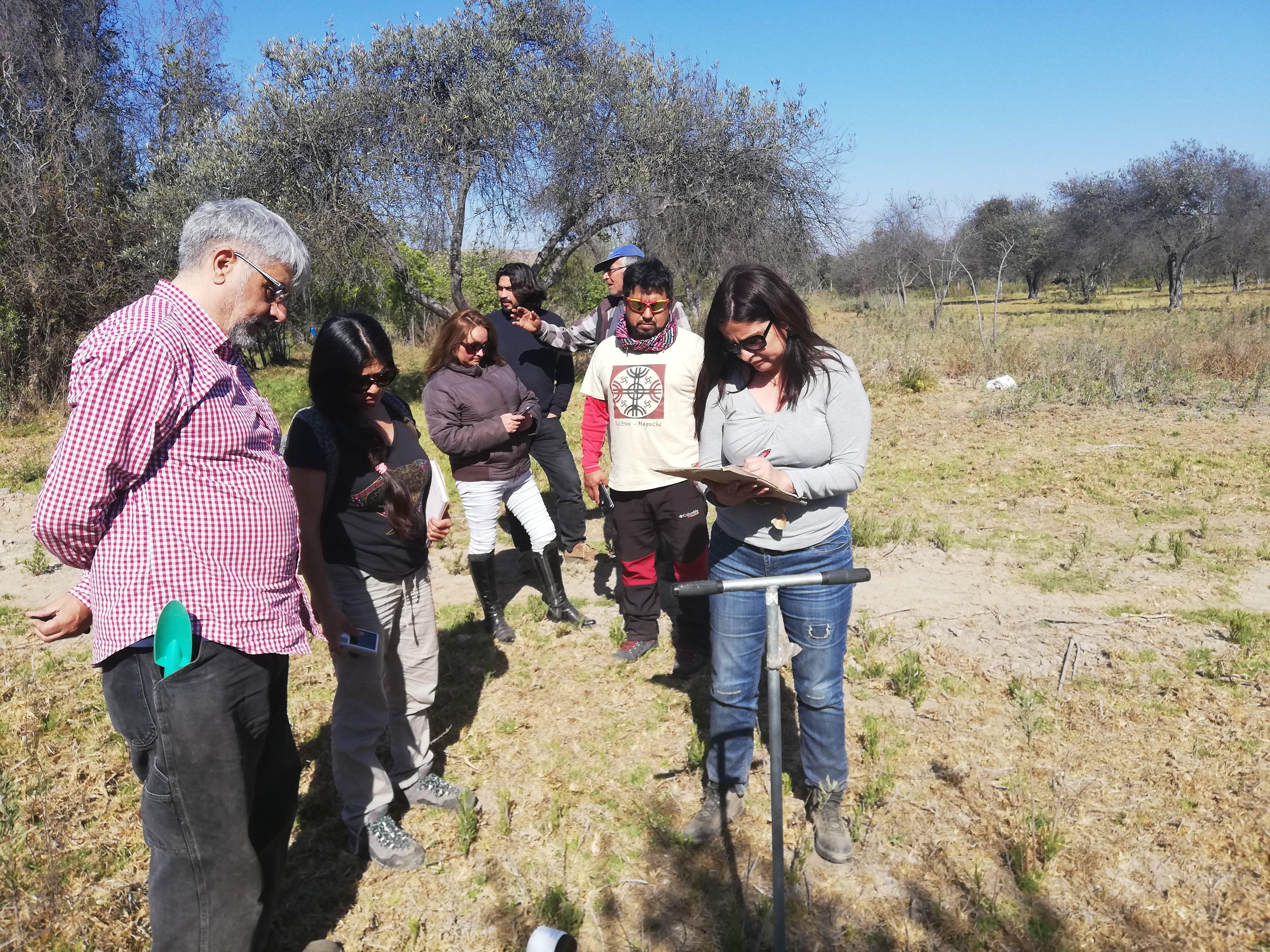 Realizan estudio de diagnóstico y muestreo de suelos para la comuna de Huasco