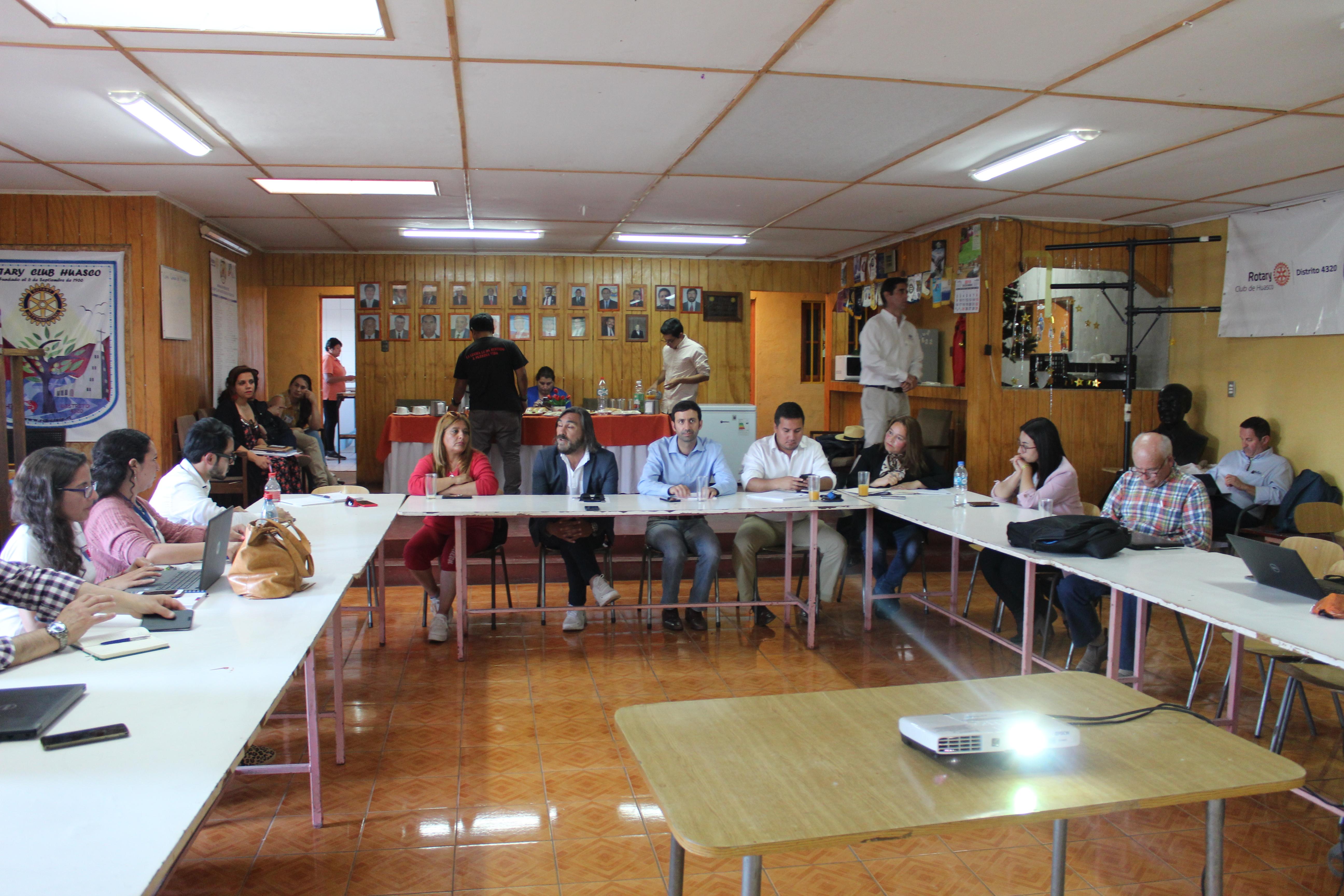 Consejo para la Recuperación Ambiental y Social informa avances en las medidas de salud del PRAS -2019