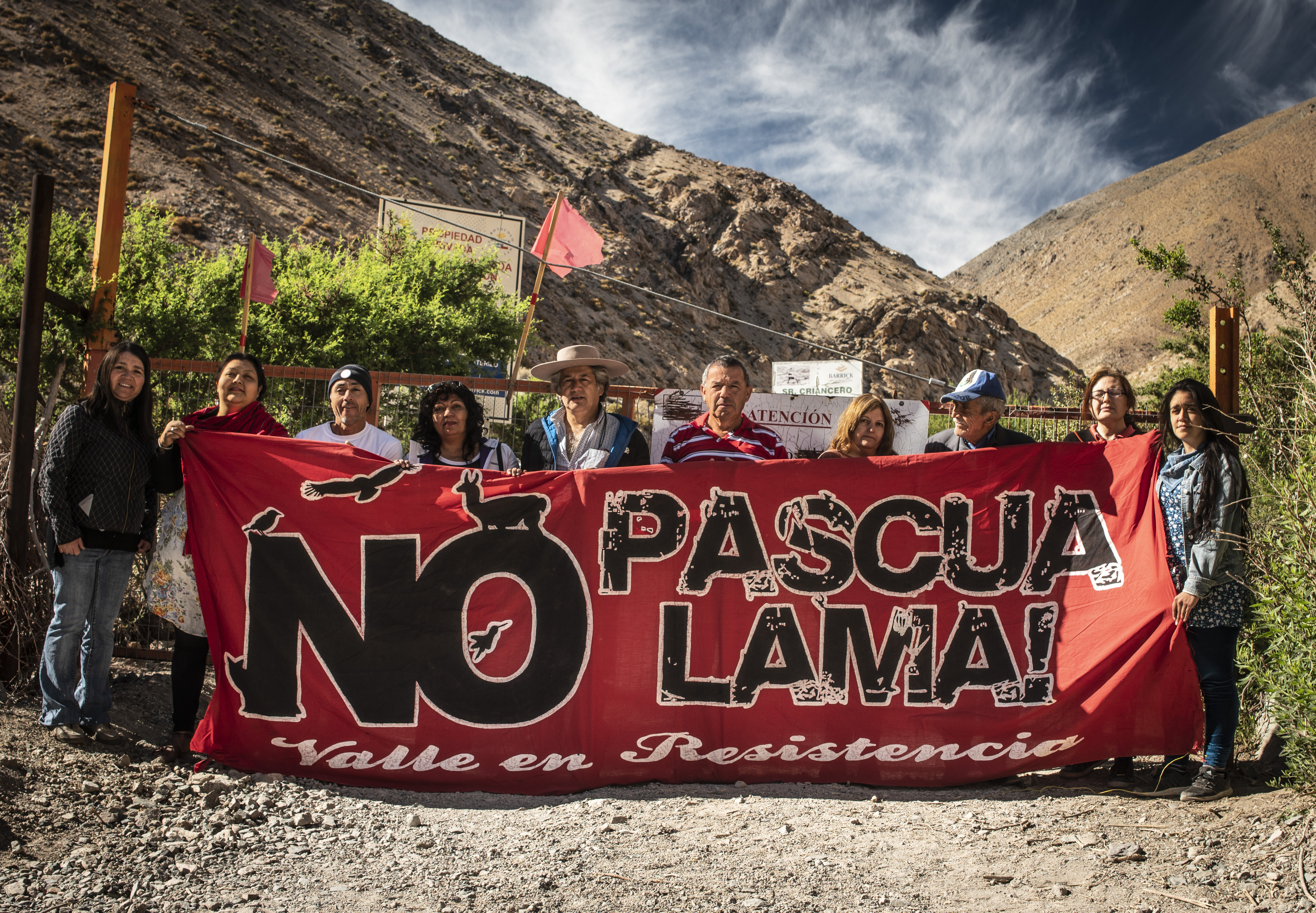 Asamblea por el agua del Guasco Alto se pronunció por fallo de Corte Suprema y Pascua Lama