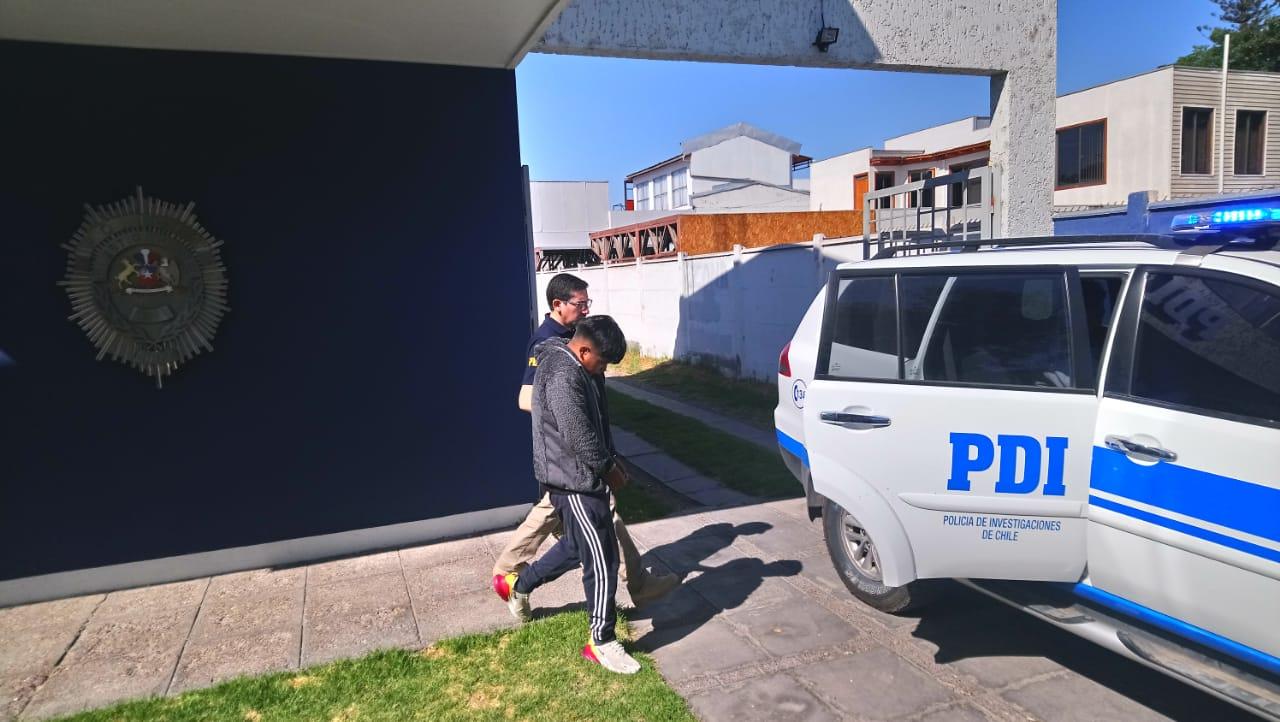 PDI detiene a hermanos por microtráfico en Vallenar