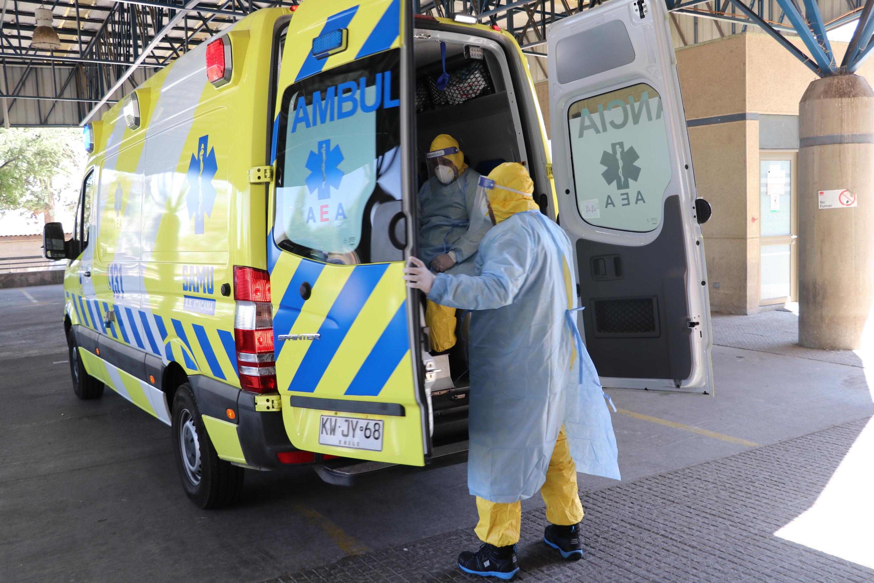 Fallece primer paciente por covid en la provincia del Huasco