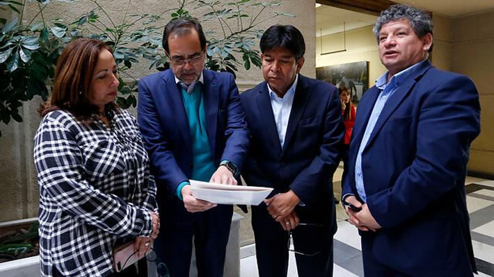 Regionalistas celebraron despacho a ley de proyecto para retiro de fondos AFP
