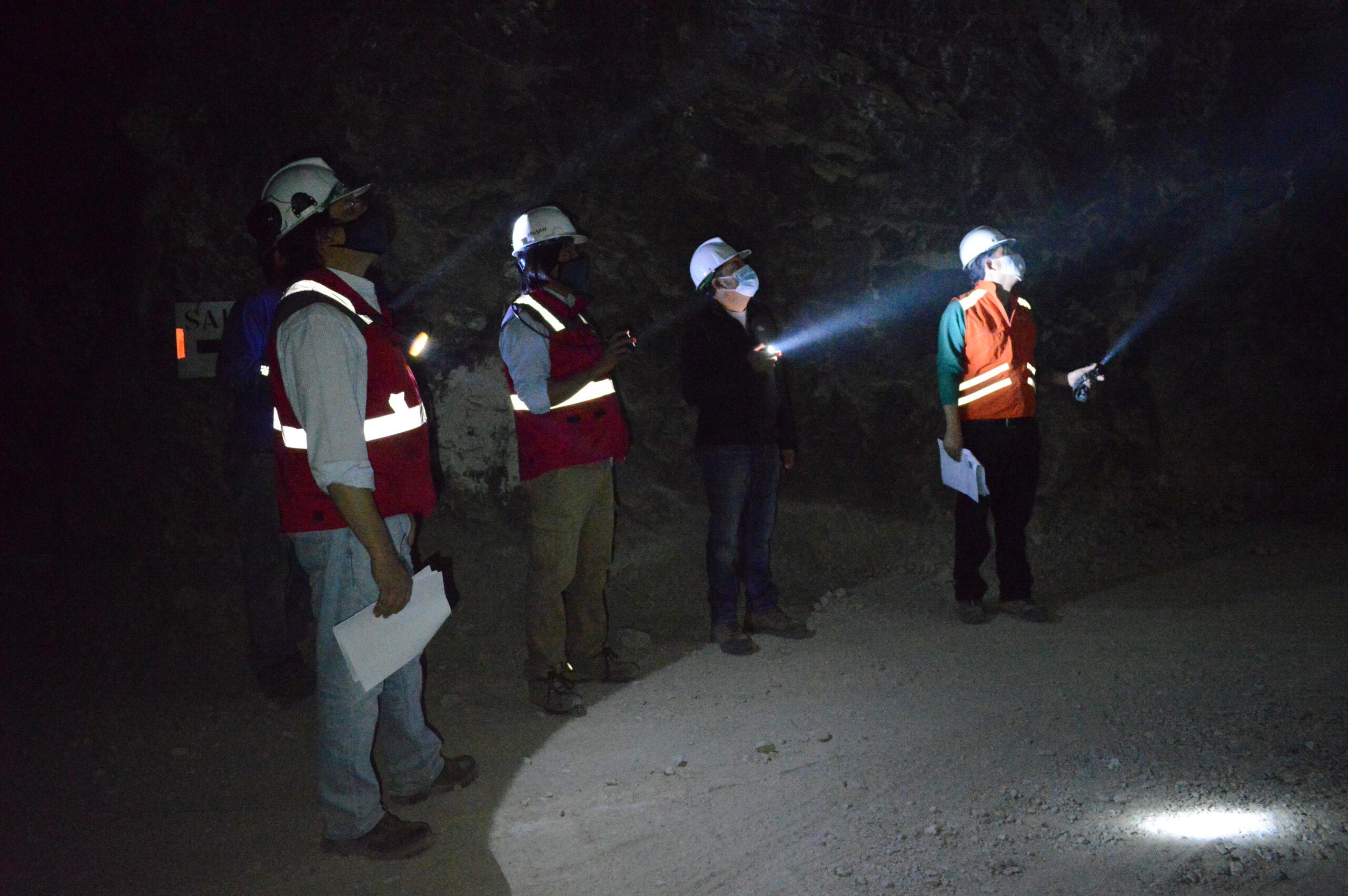 ENAMI impulsa reactivación de uno de los yacimientos más grandes de Vallenar