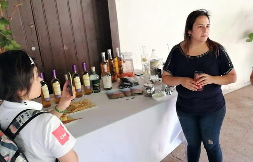 Gin Nativo de Alto del Carmen apunta a su consolidación en Reino Unido y seduce a Japón