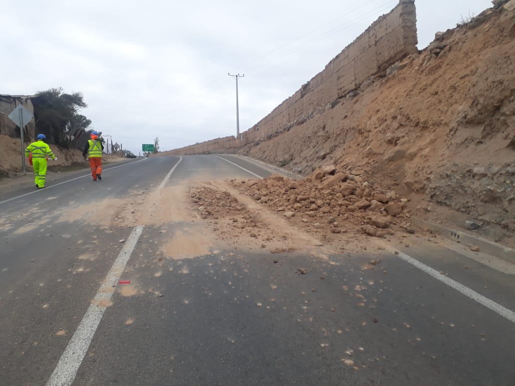 Informan respecto a situación del Huasco y la región debido a sismo