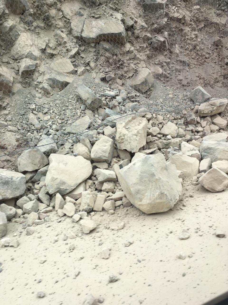 Gobernadora del Huasco dio a conocer situación provincial luego del sismo