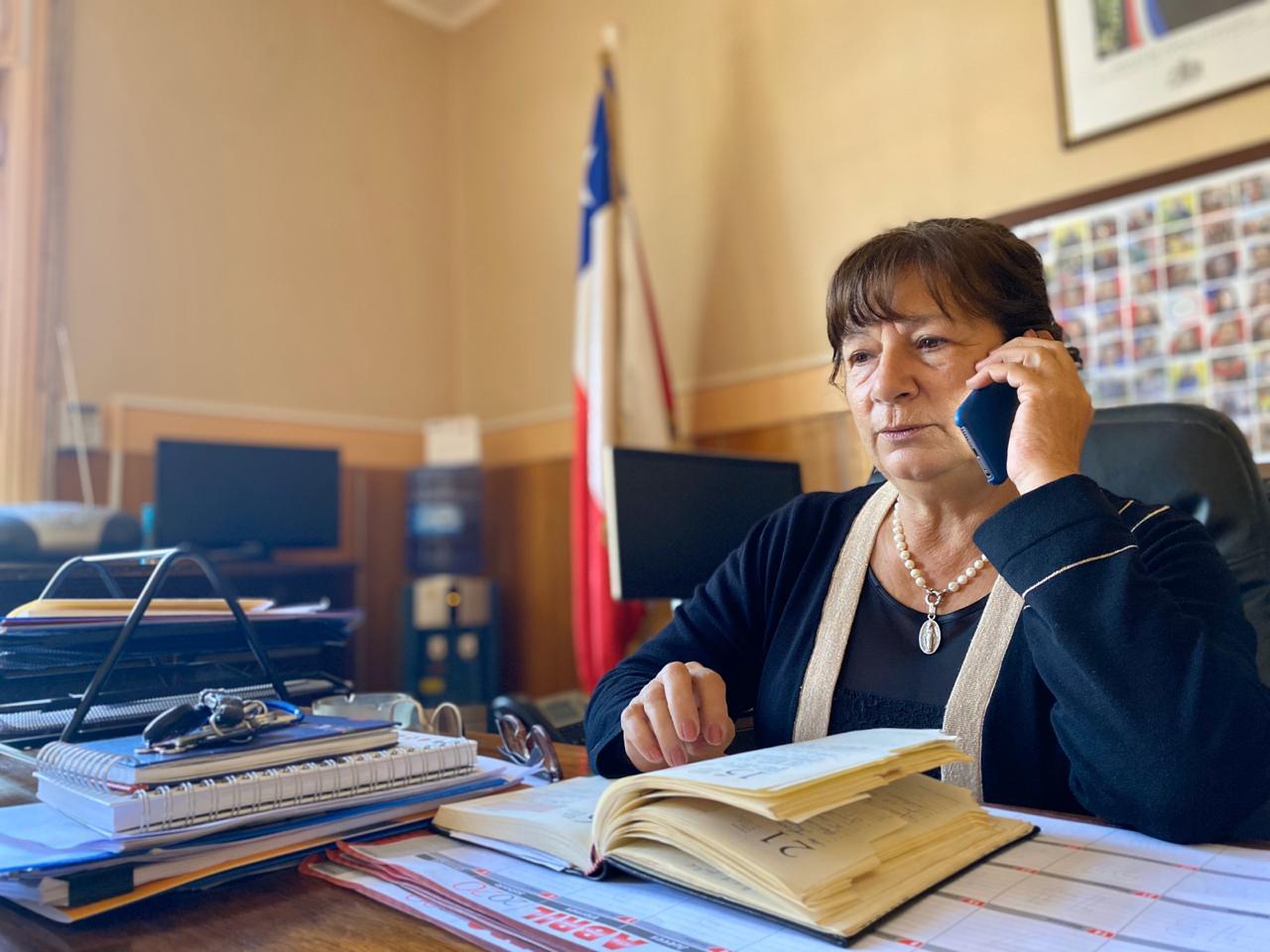 """Gobernadora del Huasco: """"Todas las opiniones son importantes en democracia"""""""
