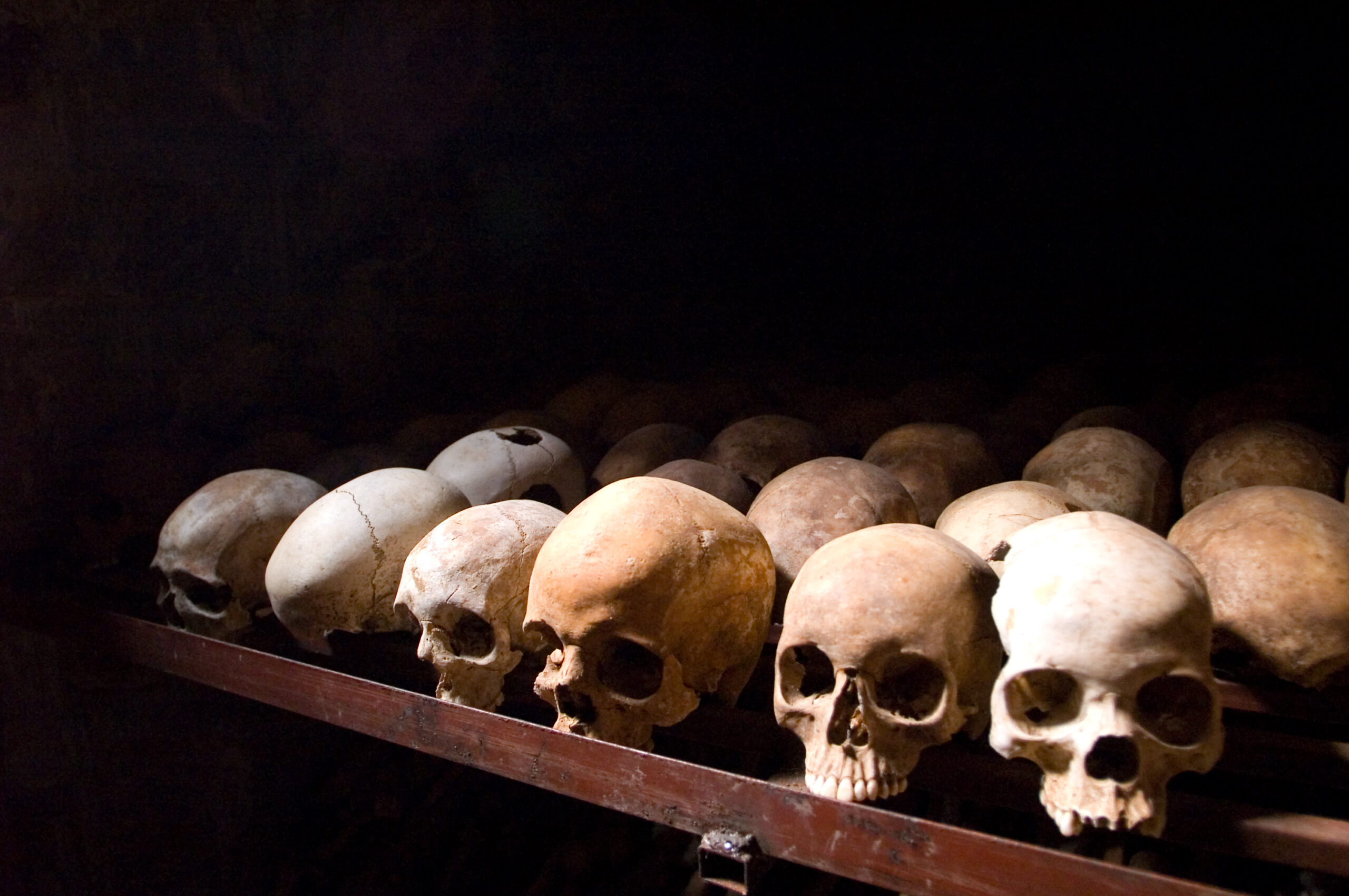 Nuestros moderados genocidas