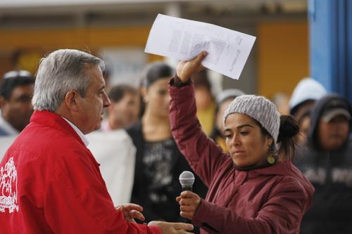 Andrea Cisternas, Movimiento socioambiental del valle del Huasco: «Una respuesta al modelo que pisotea a los pueblos»