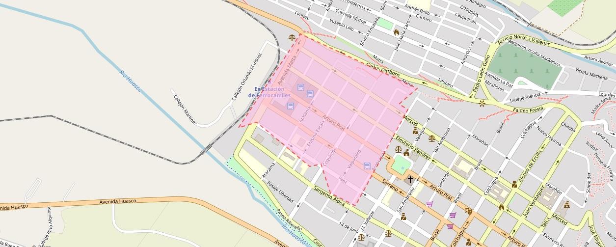Vallenar: realizarán renovación de infraestructura por emergencia