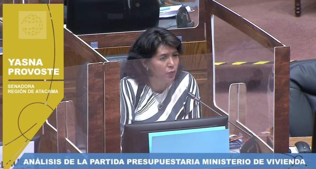 Senadora Provoste presenta propuesta para generar mano de obra y dinamizar economías locales