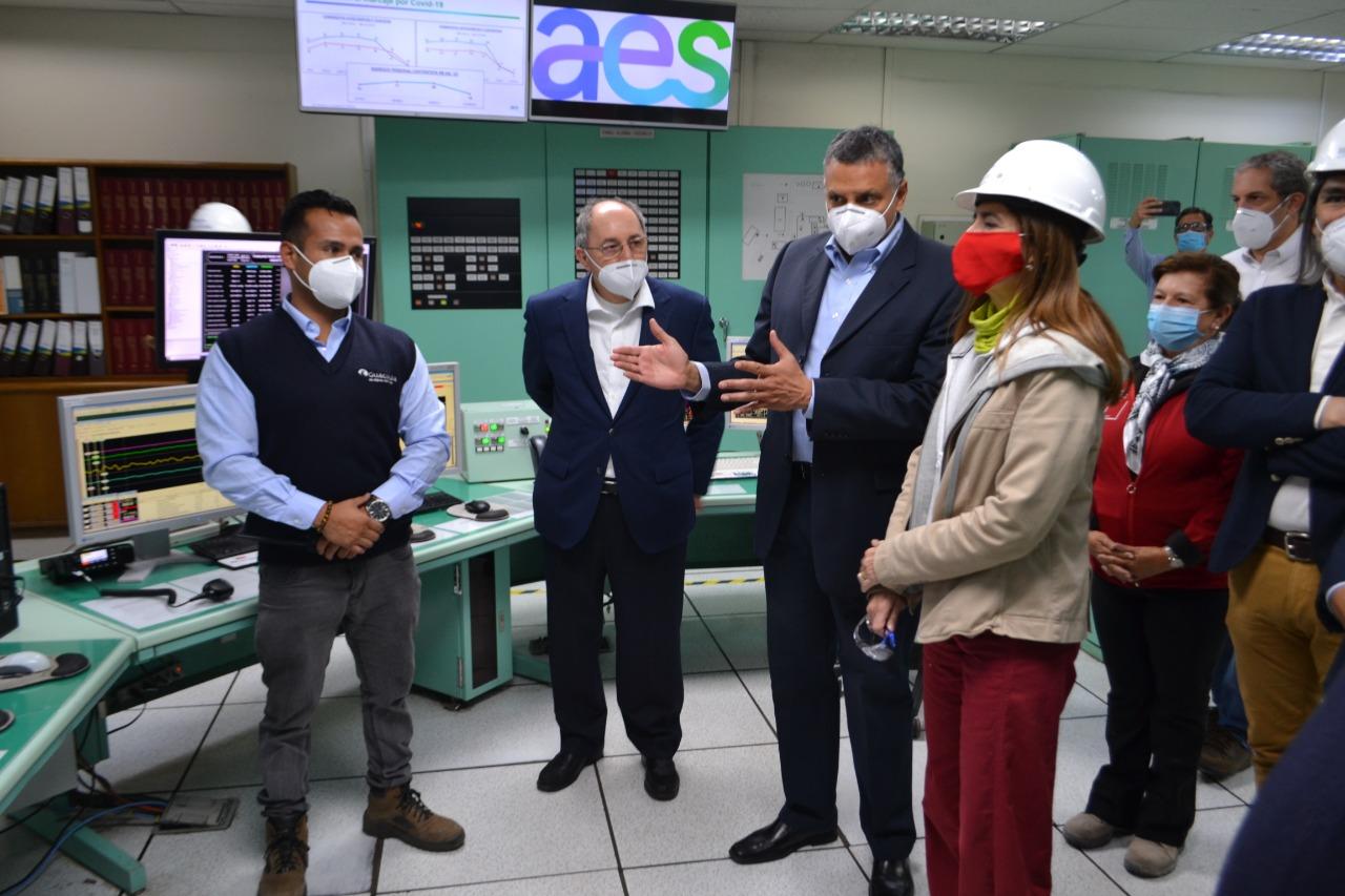 Guacolda traspasa red de monitoreo de calidad del aire de Huasco al ministerio de Medio Ambiente