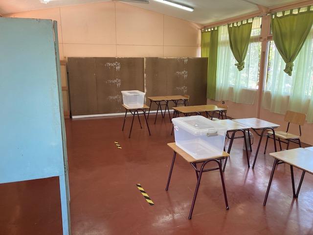Este domingo se realiza consulta ciudadana en Alto del Carmen para escoger candidato a alcalde