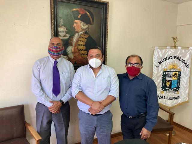 Vallenar tiene nuevo alcalde por 7 meses: Víctor Isla