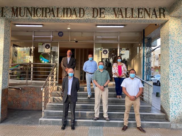 Oposición presenta a precandidatos a alcalde por Vallenar