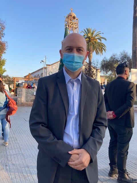 """José Campos Véliz, candidato independiente a alcalde de Vallenar: """"Los independientes podemos ocupar espacios de participación que antes nos había negado"""""""