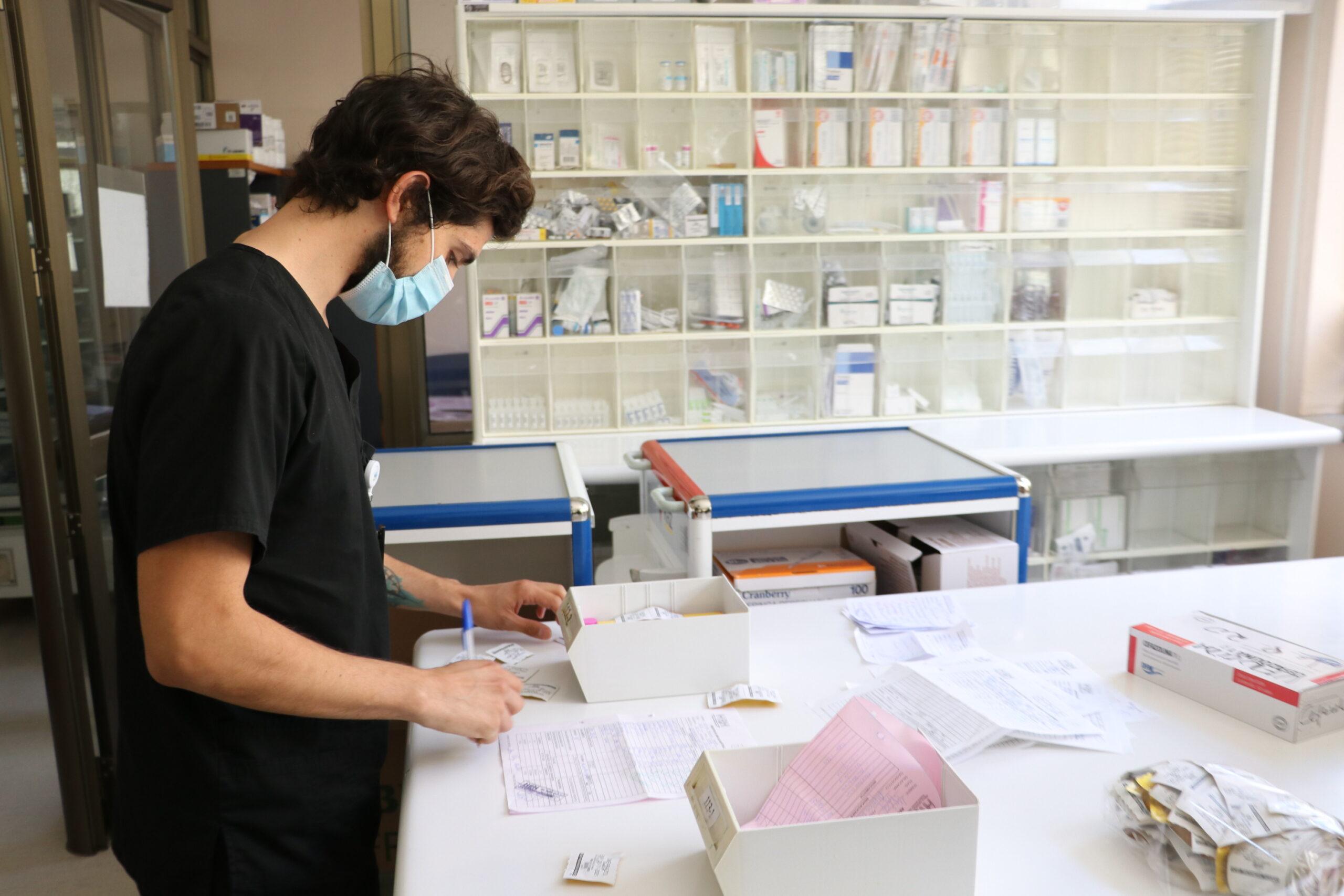 Hospital Provincial del Huasco cuenta con químico farmacéutico que apoyará a pacientes críticos