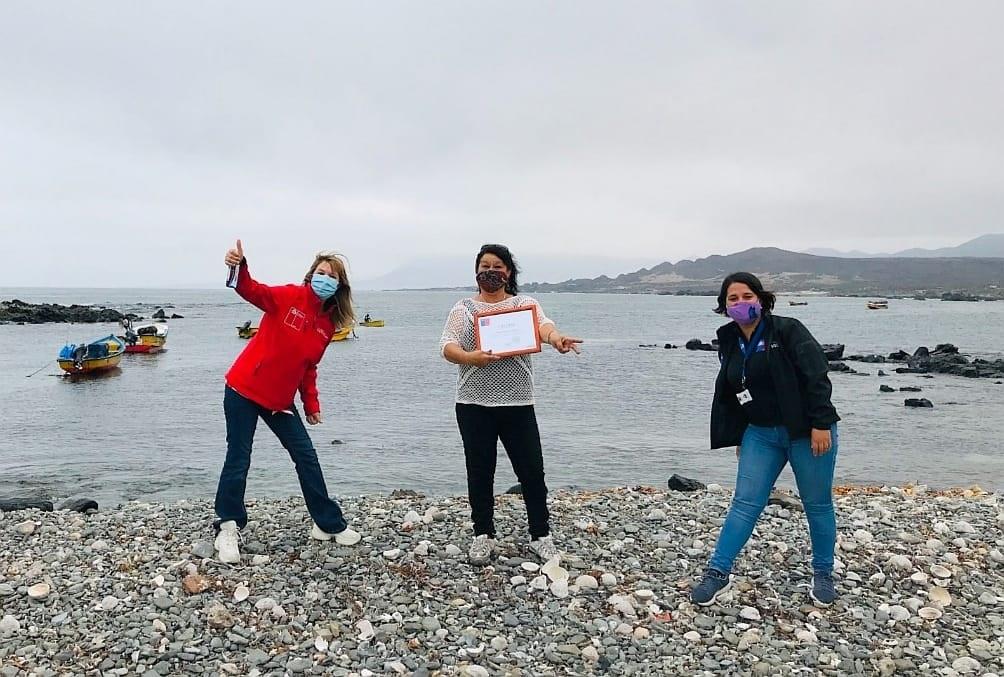 Mujeres de Huasco y Freirina reciben apoyo del FOSIS para sus emprendimientos