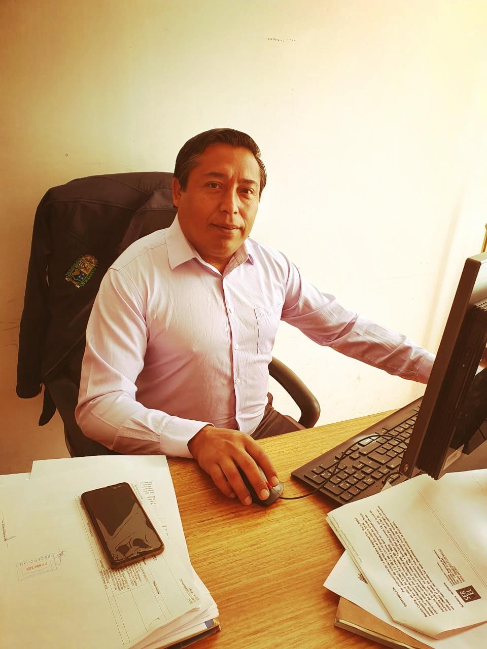 """Roberto Córdova González, precandidato del FREVS a alcalde por Vallenar: """"Yo soy el que represento a la gente, el que lleva la voz de la cuidadanía al municipio"""""""