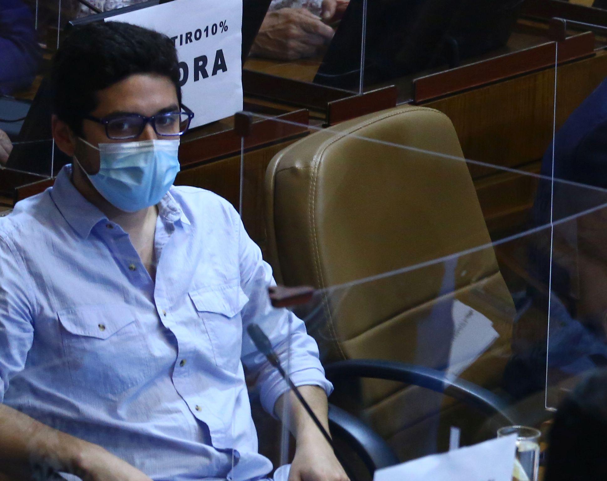 Diputado Santana pide suspensión de clases presenciales en Atacama