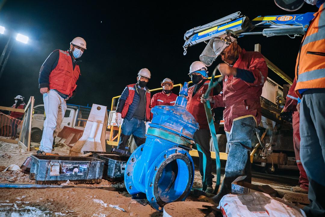 Realizarán cortes programados de suministro en Vallenar
