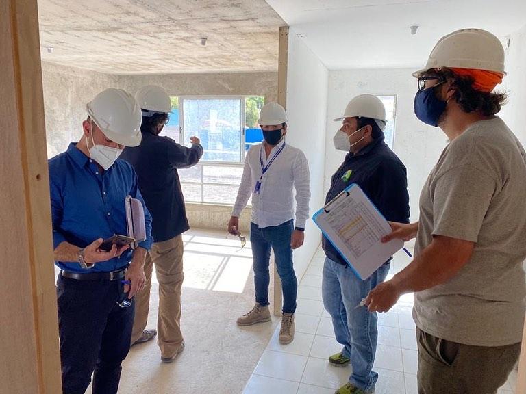 """Concejo municipal aprobó recursos para cofinanciar terminaciones del proyecto habitacional """"La turbina II"""""""