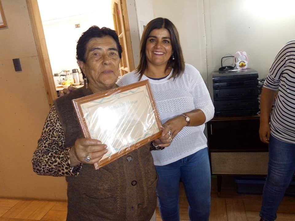 """Karina Zárate: """"Puedo ser una alternativa (al municipio) pero aún no está decidido"""""""