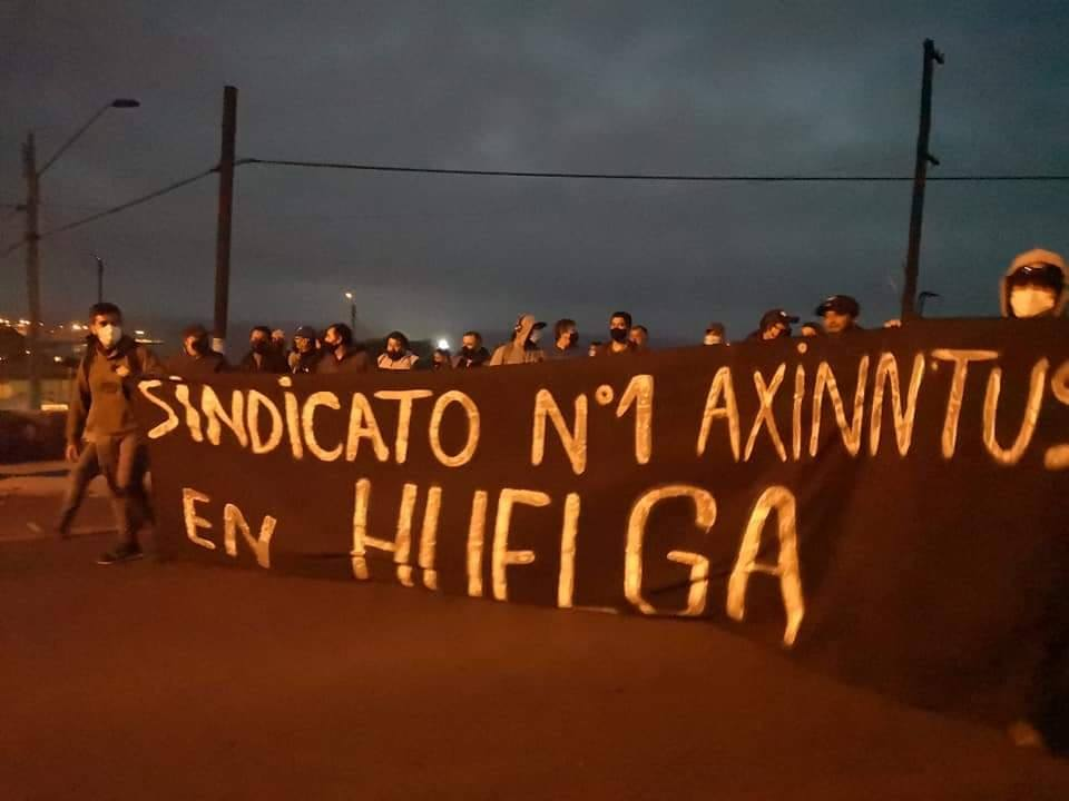 CMP se refiere a movilización de sindicato de trabajadores en Huasco