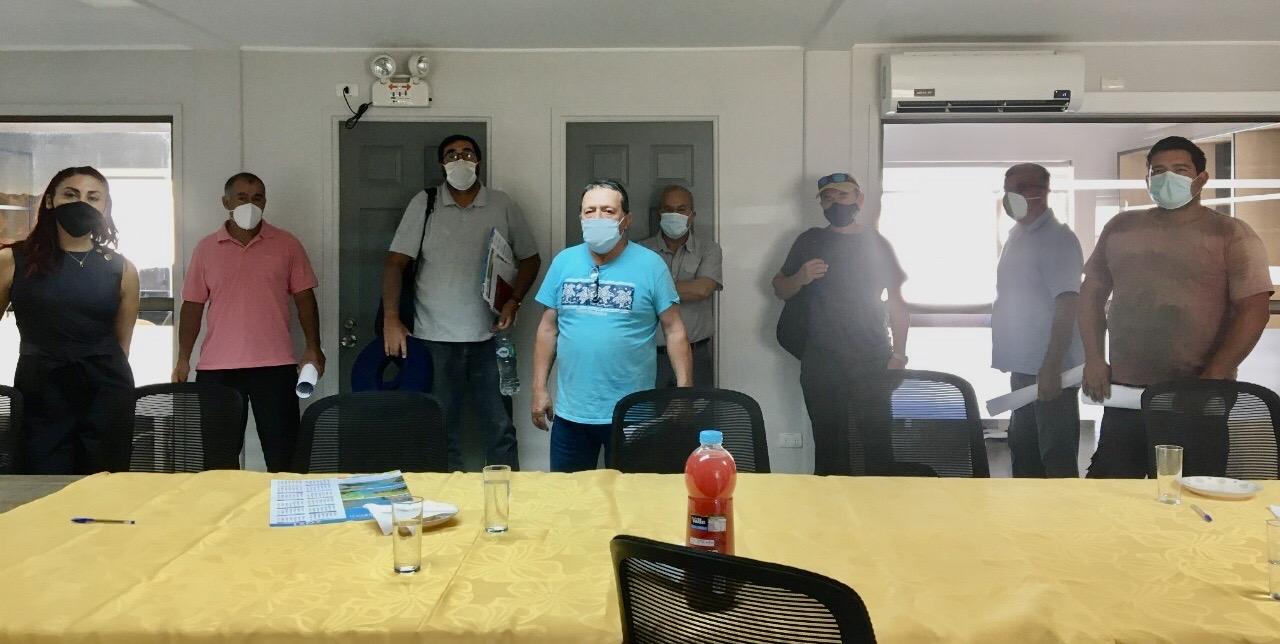 JVRH difunde nuevo proceso de cesión de derechos de agua del Embalse Santa Juana