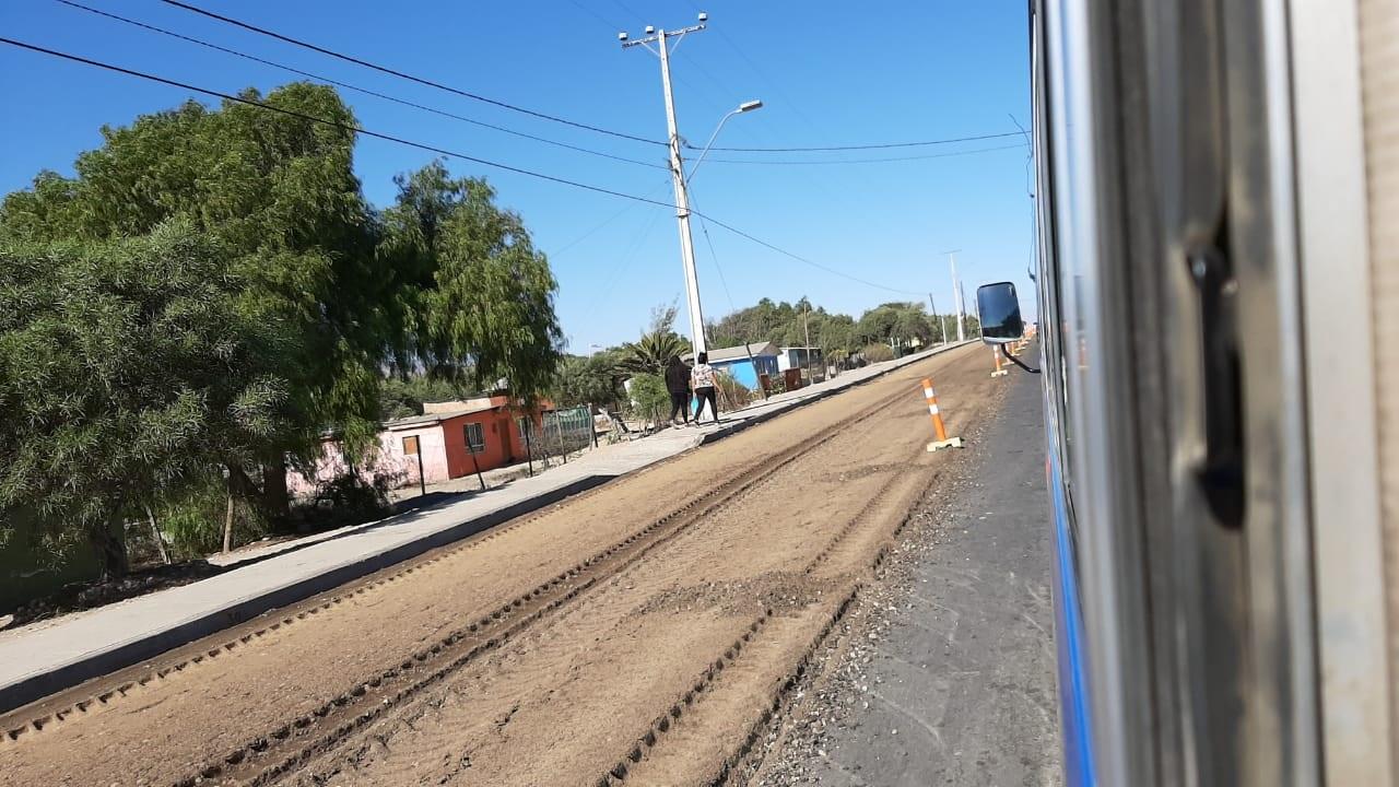 Alcalde Orellana molesto con nula respuesta a las inquietudes de vecinos por obras en la Ruta C-46
