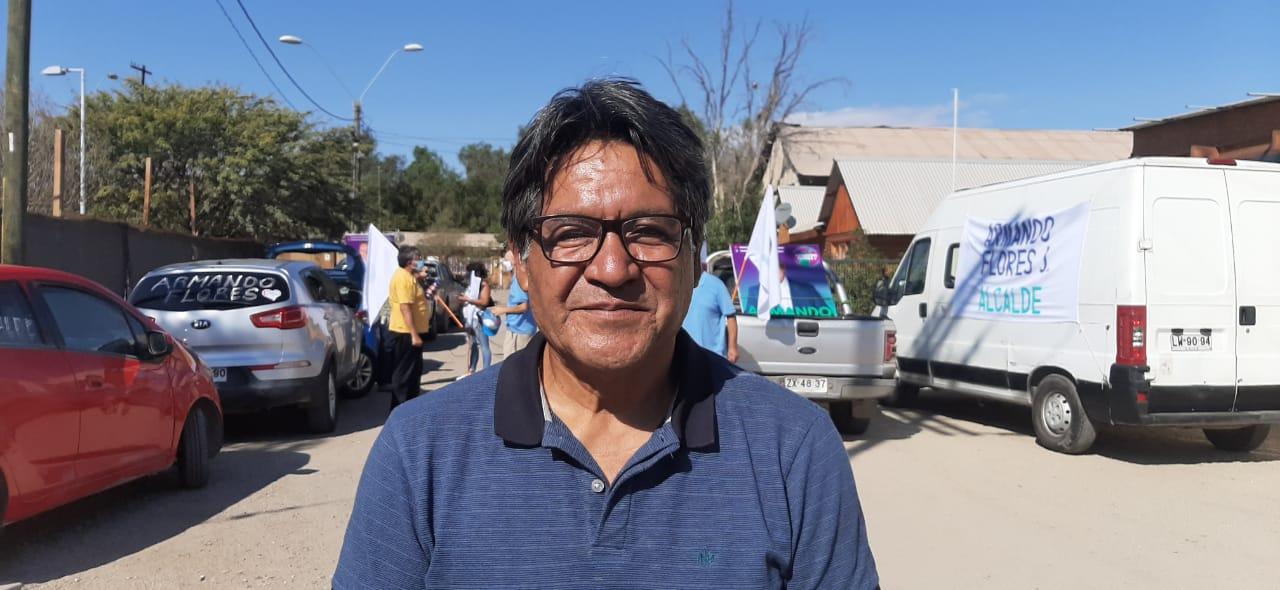 """Mario Alcota, PS Vallenar: """"Proyectos mal ejecutados son producto de la falta de liderazgo y motivación el municipio"""""""