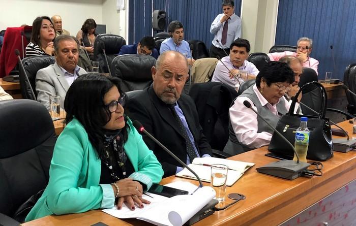 Caso de consejera Rebeca Torrejón ya espera fecha de juicio