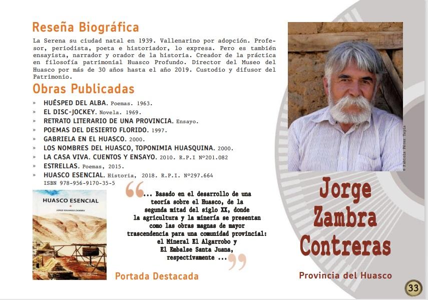 Crean Catálogo de Escritores de Atacama